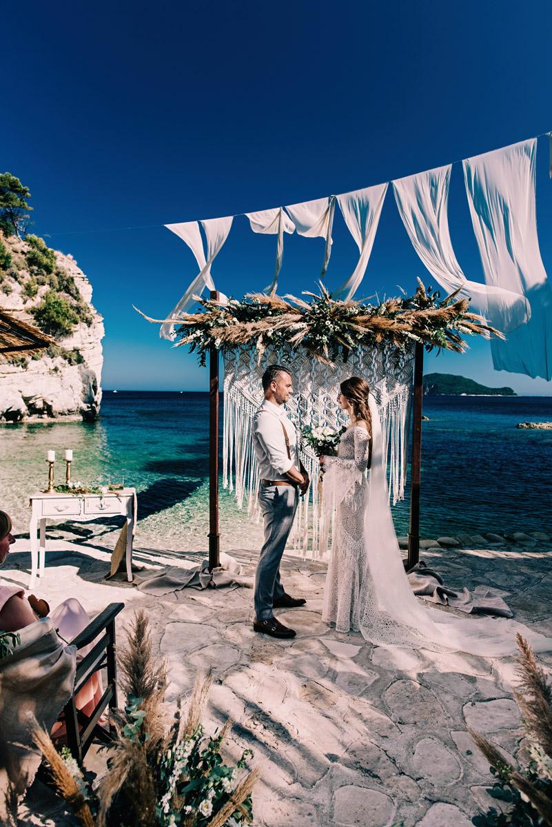Ślub na Zakintos
