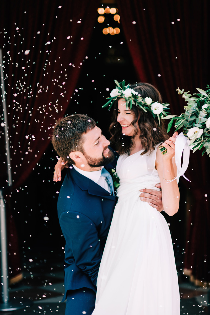 Ślub konkordatowy na Korfu- szczęscie